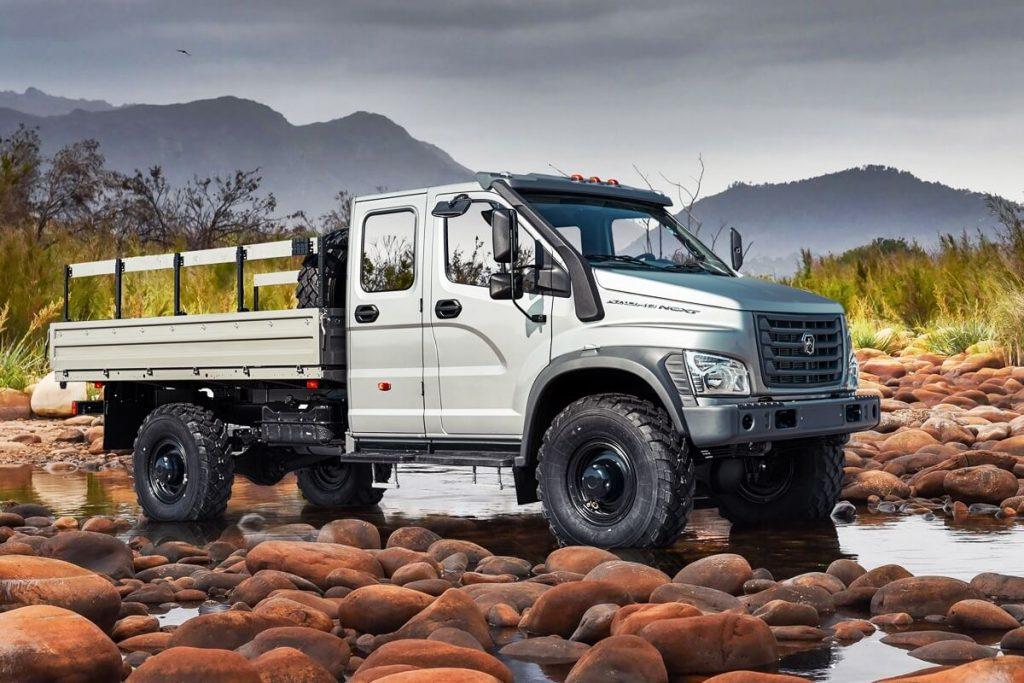 ГАЗ Садко Next — авто для экстремального бездорожья