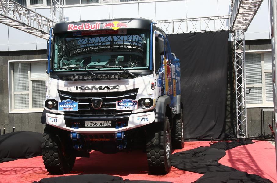 Новый КАМАЗ К5 фото, характеристики