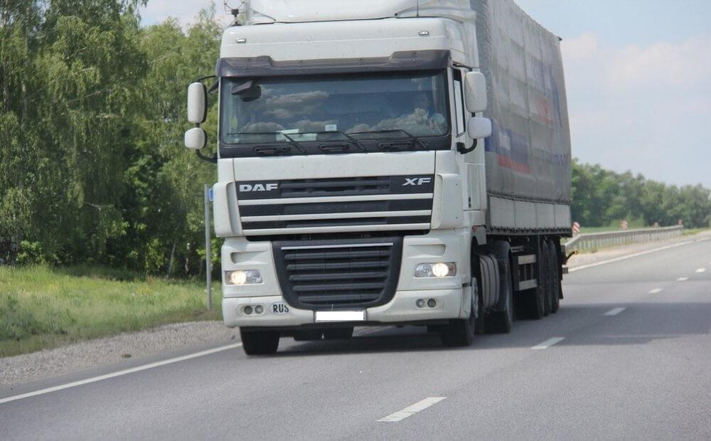 Весенние ограничения для грузовиков 2021